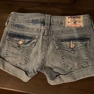 True Religion Women's Shorts